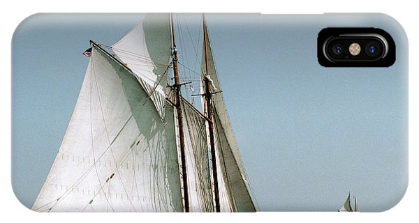 Great Gloucester Schooner Race IPhone Case