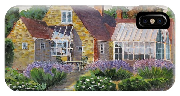 Great Houghton Cottage IPhone Case