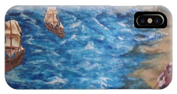 Great Lakes Pirates IPhone Case