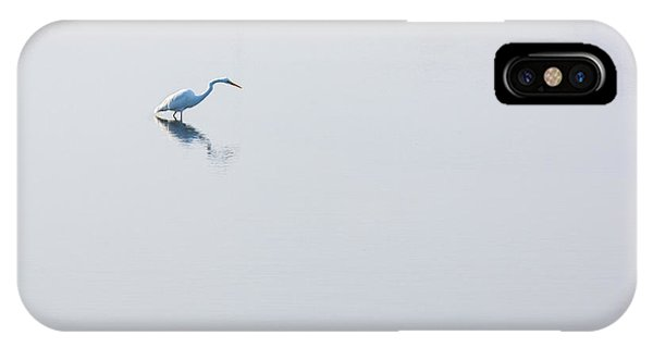 Tidal Marsh iPhone Case - Great Minimalism by Brian Knott Photography