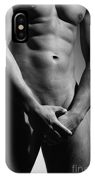 Great Nude Male Body IPhone Case
