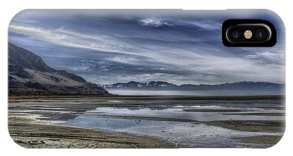 Great Salt Lake Vista IPhone Case