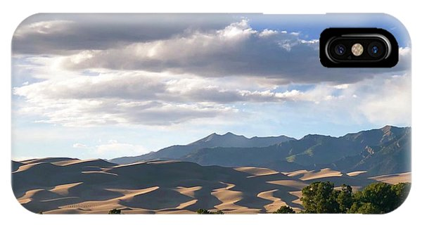 Great Sand Dunes At Dusk IPhone Case