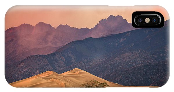 Great Sand Dunes Colorado IPhone Case