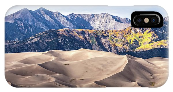 Great Sand Dunes Of Southern Colorado IPhone Case