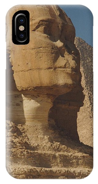 Great Sphinx Of Giza IPhone Case
