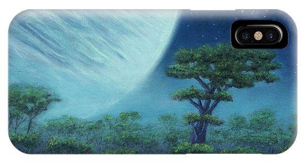 Great Tree 01 IPhone Case
