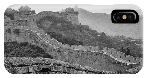 Great Wall 7, Jinshanling, 2016 IPhone Case