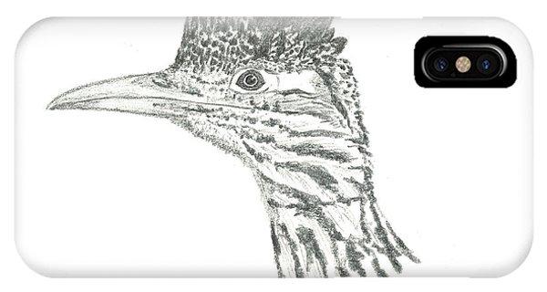 Greater Roadrunner IPhone Case