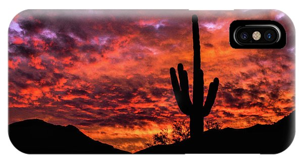 Greater Scottsdale Arizona IPhone Case