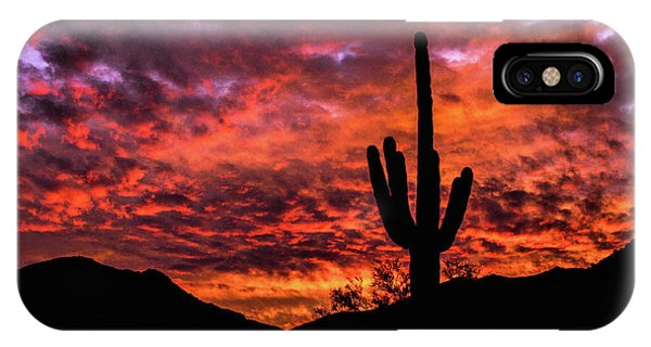 IPhone Case featuring the photograph Greater Scottsdale Arizona by Kyle Findley