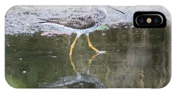Greater Yellowleg IPhone Case