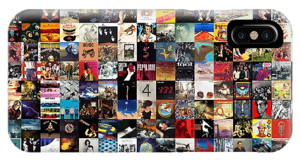 Greatest Album Covers Of All Time IPhone Case