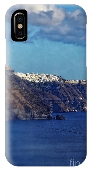 Greece iPhone Case - Greece by HD Connelly