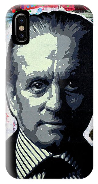 Business iPhone Case - Greed Is Good by Canvas Cultures
