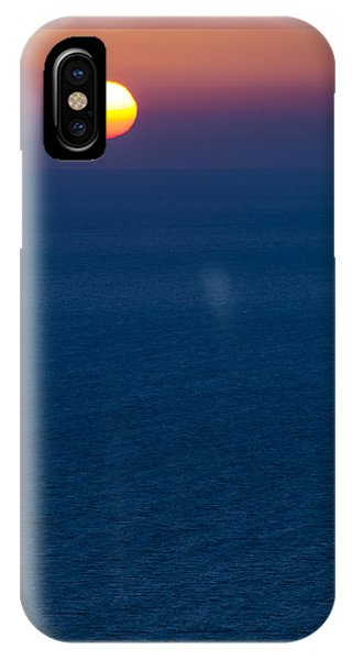 Greek Sunset IPhone Case