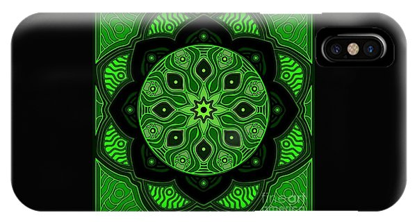 iPhone Case - Green Beauty by Lisa Marie Towne