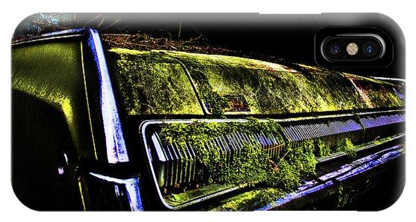 Green Dodge Glory IPhone Case