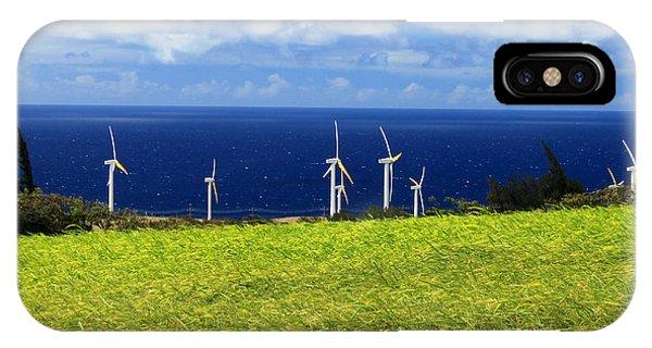 Green Energy IPhone Case