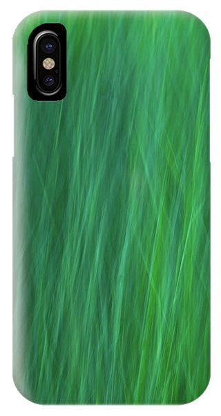 Green Fire 6 IPhone Case