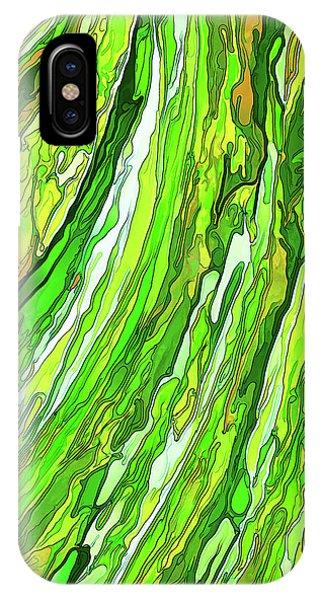Green Garden IPhone Case