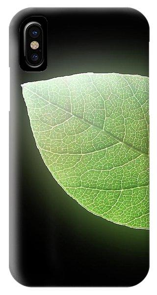 Green Glow IPhone Case