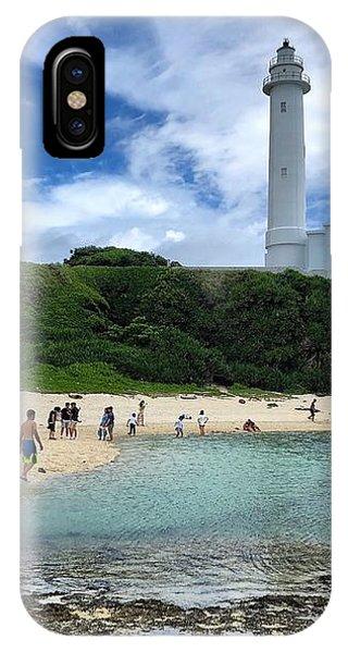 Green Island Beach IPhone Case