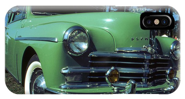 American Limousine 1957 - Historic Car Photo IPhone Case