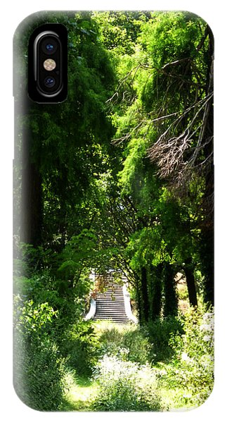 Green Lombardy IPhone Case