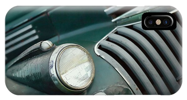 Auto Show iPhone Case - Green Monster by Todd Klassy
