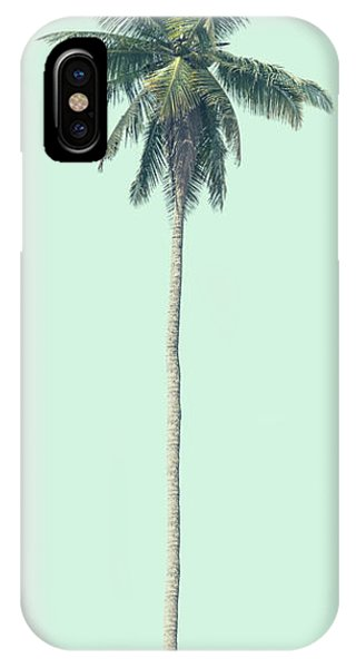 iPhone Case - Green Palm by Andrew Paranavitana