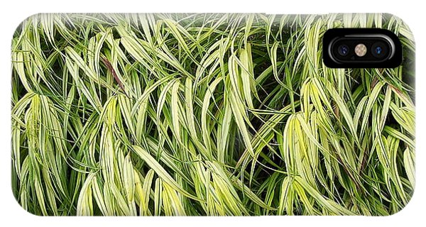 Green Plants IPhone Case