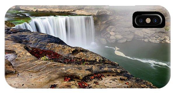 Green River Falls IPhone Case