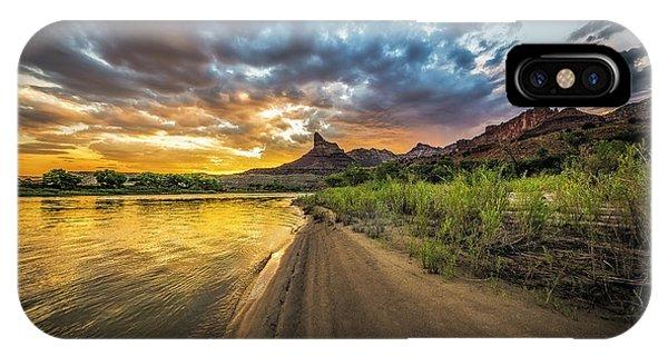 Green River, Utah 2 IPhone Case