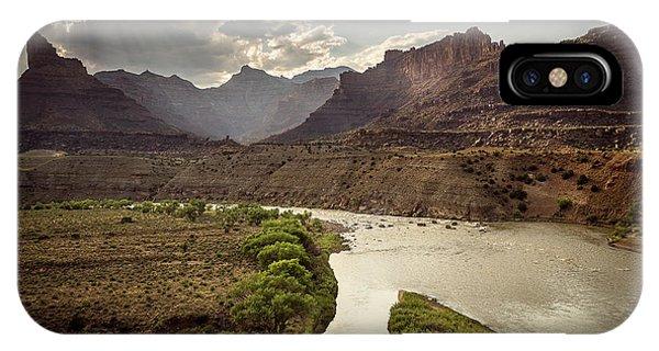 Green River, Utah IPhone Case