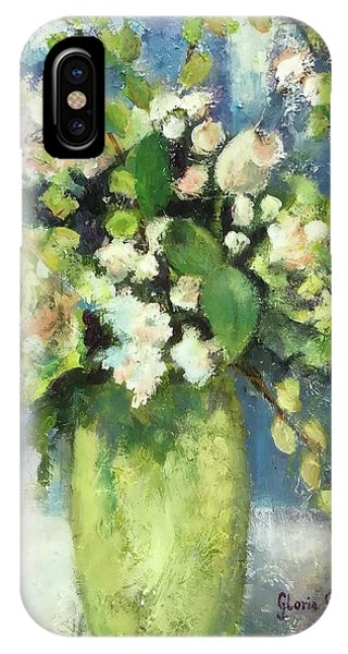 Green Vase IPhone Case