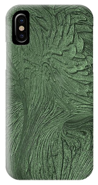 Green Wind IPhone Case