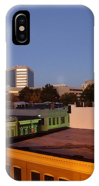 Greenville IPhone Case