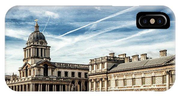 Greenwich University IPhone Case