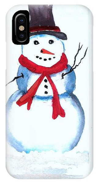 Greeting Card  IPhone Case