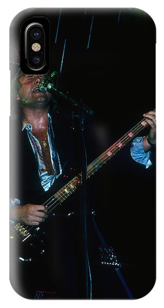 Greg Lake Of Elp IPhone Case