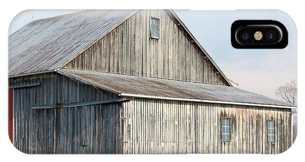 Rustic Barn IPhone Case