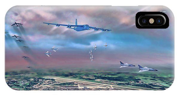 Griffiss Afb Rome Ny IPhone Case