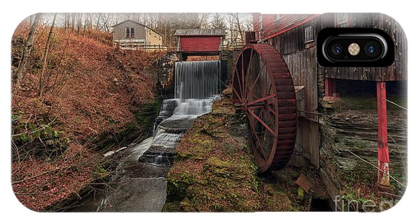 Grist Mill II IPhone Case