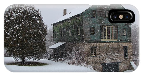 Grist Mill Of Port Hope IPhone Case