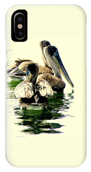 Grocery Shopping IPhone Case