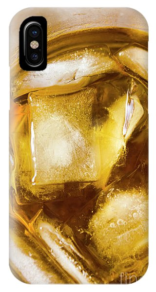 Amber iPhone Case - Grog On The Rocks by Jorgo Photography - Wall Art Gallery