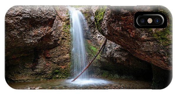 Grotto Falls IPhone Case