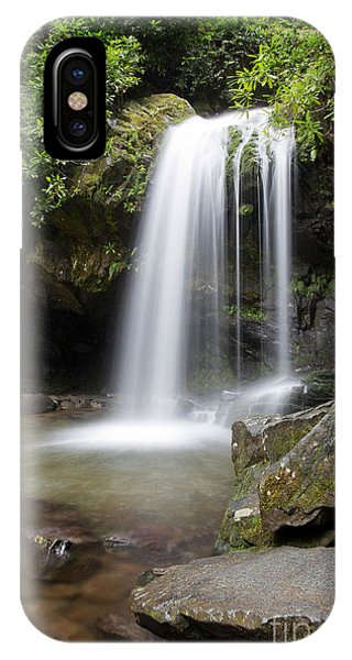 Grotto Falls Vertical IPhone Case