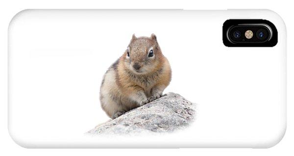 Ground Squirrel T-shirt IPhone Case